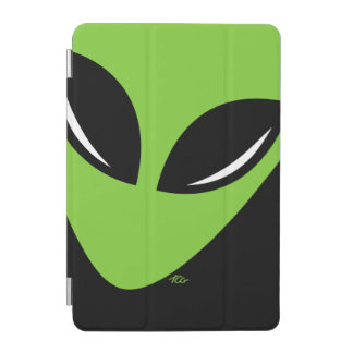 Be Green Alien iPad Mini Cover