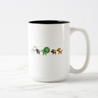 Be Green Mugs
