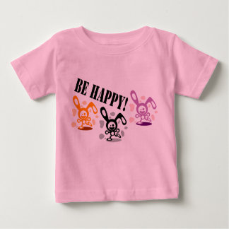 Be happy! baby T-Shirt