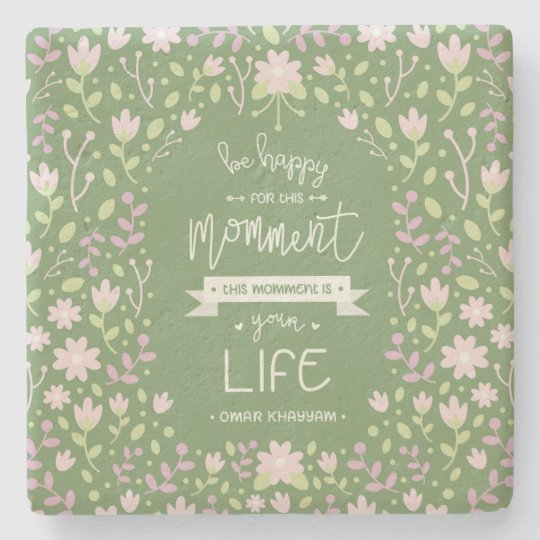 Be Happy for This Momment – Omar Khayyam's