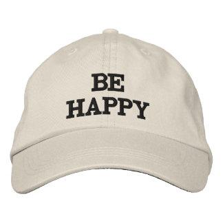 be happy hat