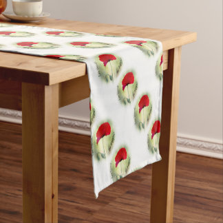 """Be happy! - Love Yourself..."" Short Table Runner"