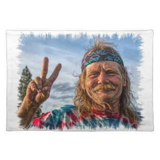 BE HAPPY PLACEMAT