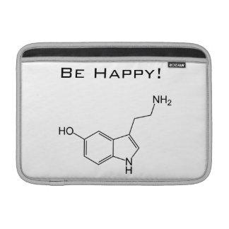 Be Happy! Serotonin Sleeve For MacBook Air