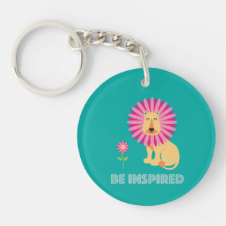 Be Inspired Keychain