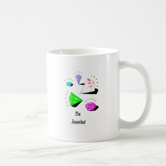 Be Jeweled Mugs