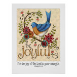 Be Joyful - Fine Art Print