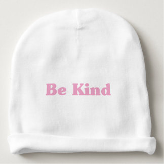 Be Kind Baby Beanie