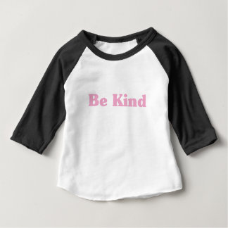 Be Kind Baby T-Shirt