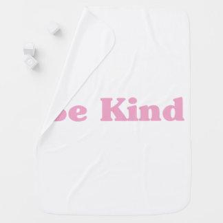 Be Kind Pramblanket