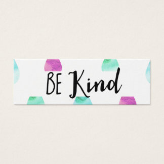 Be Kind Random Acts of Kindness Card