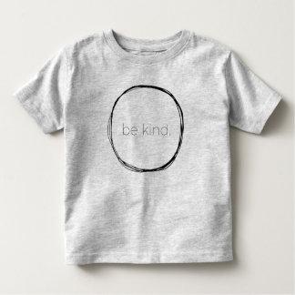 Be Kind Toddler T-Shirt