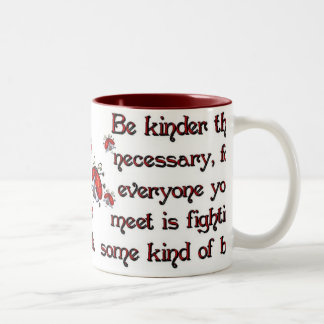 Be Kinder Two-Tone Mug