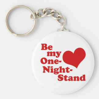 Be Mine antivalentines day singles humor Keychain