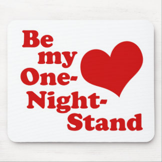 Be Mine antivalentines day singles humor Mouse Pad