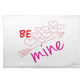 Be Mine Place Mat