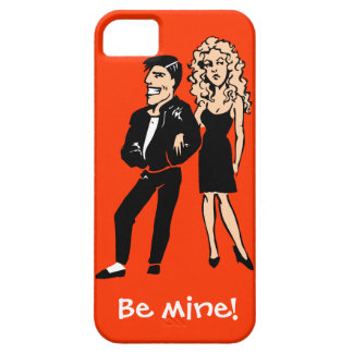 Be mine iPhone 5 cover