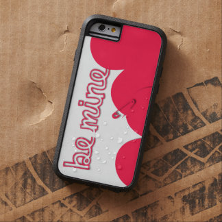 Be Mine Valentine's Day Modern case Tough Xtreme iPhone 6 Case