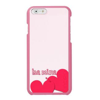 Be Mine Valentine's Day Modern Iphone Case Incipio Watson™ iPhone 6 Wallet Case