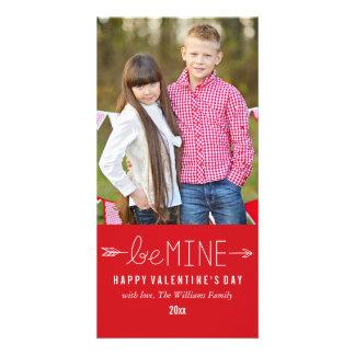 Be Mine | Valentine's Day Photo Cards