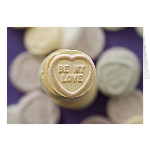 Be My Love Sweetie! Greeting Card