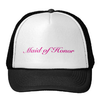 Be my maid of honor hat