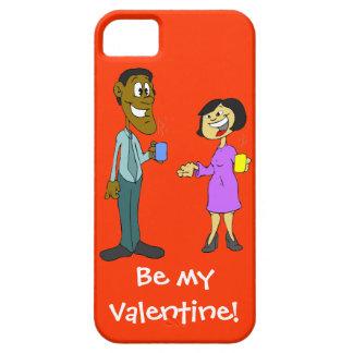 Be my Valentin iPhone 5 Cases