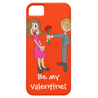 Be my Valentine 4 iPhone 5 Cover