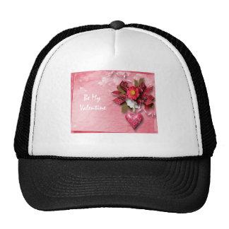 Be My Valentine Cap