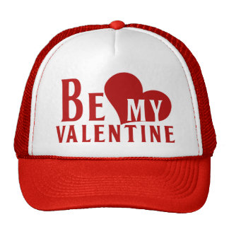 Be My Valentine Hats