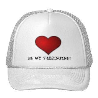 Be My Valentine Hat