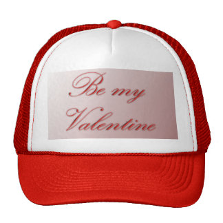 Be My Valentine Hat