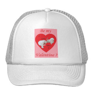 Be my Valentine ? Trucker Hats