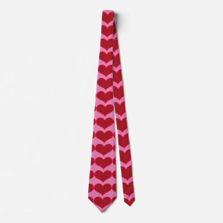 Be My Valentine Heart Tie