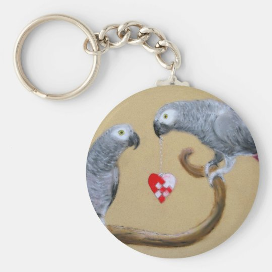 Be My Valentine! Key Ring