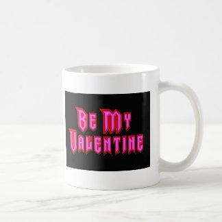 Be My Valentine Mugs