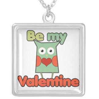 Be my Valentine Owl Jewelry