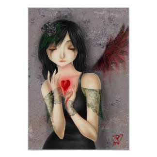 Be my Valentine - Poster