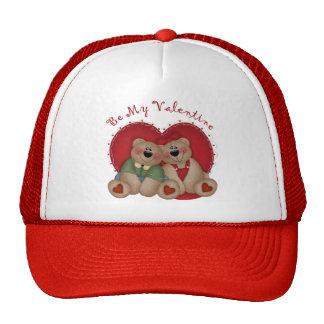 Be My Valentine Valentine's Day Cap/Hat