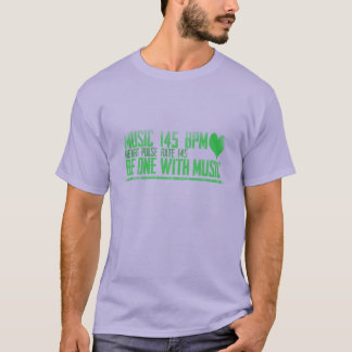 be one with music t shirt
