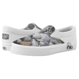 be original with stone Zipz Slip On Shoes