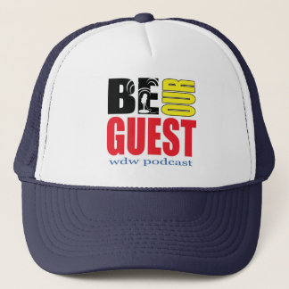 Be Our Guest Podcast Trucker Hat