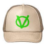 Be part of the Vegan Revolution. Wear the logo! Cap