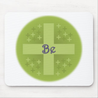 Be Positive Mouse Pads