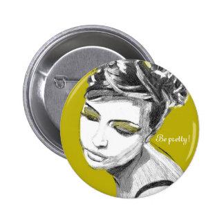 Be Pretty Button