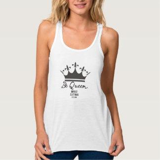 Be Queen Tank Top