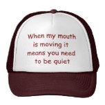 Be Quiet Lawyer Hat. Judge Judy at her best!