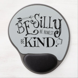 Be Silly Mousepad Gel Mouse Mat