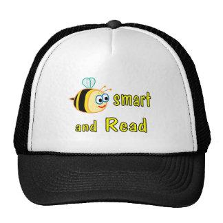 Be Smart Read Trucker Hats