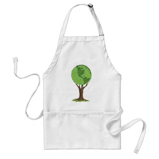 BE SMART RECYCLE APRON
